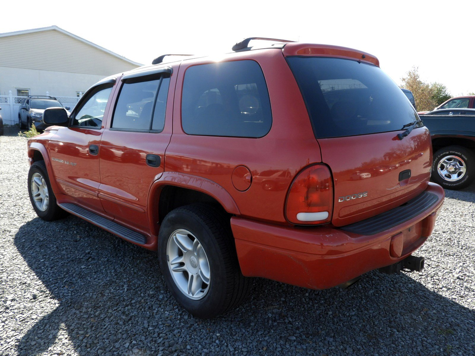 Pre-Owned 2001 Dodge Durango R/T