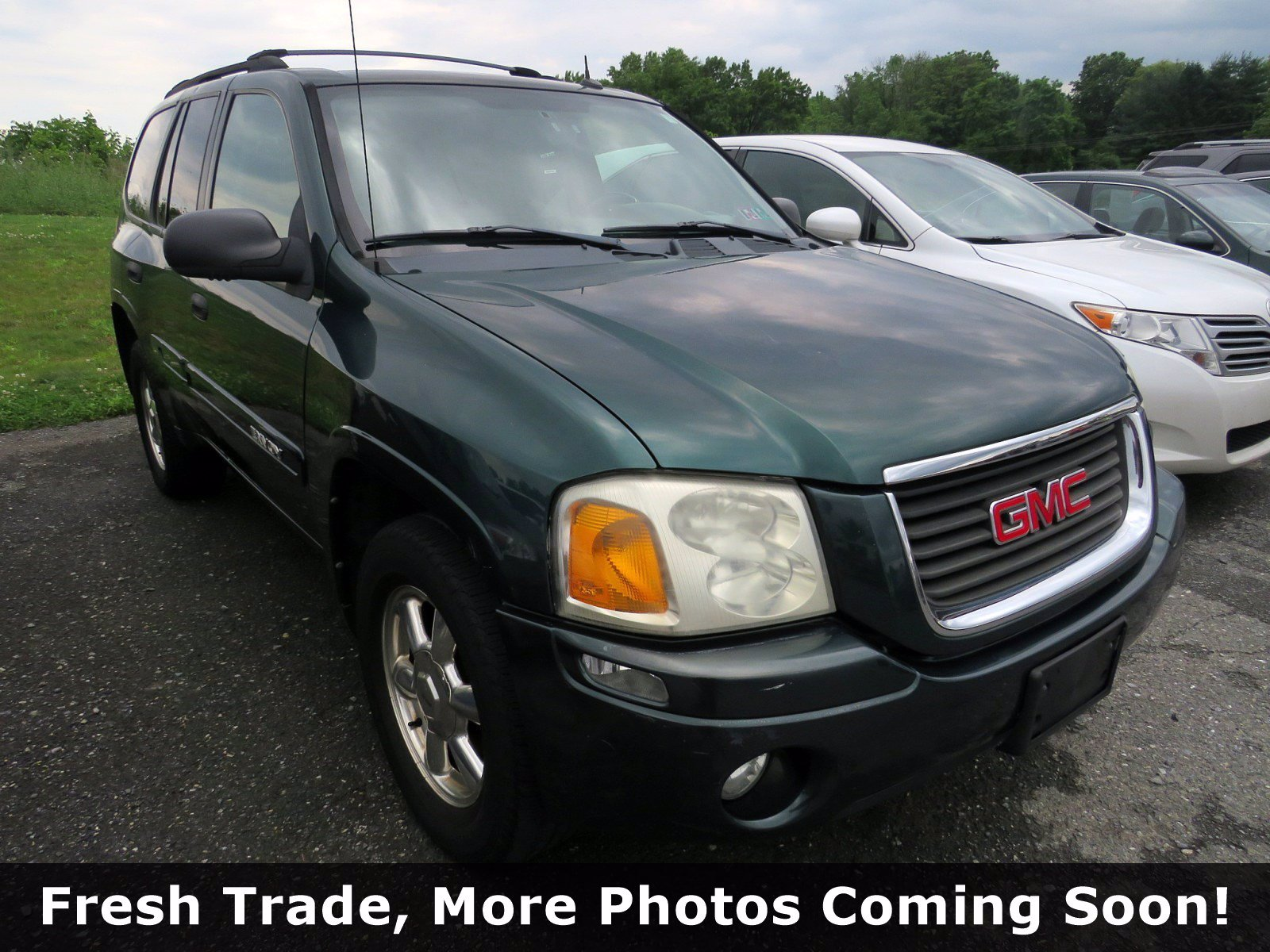 Pre-Owned 2005 GMC Envoy SLE Sport Utility 4WD