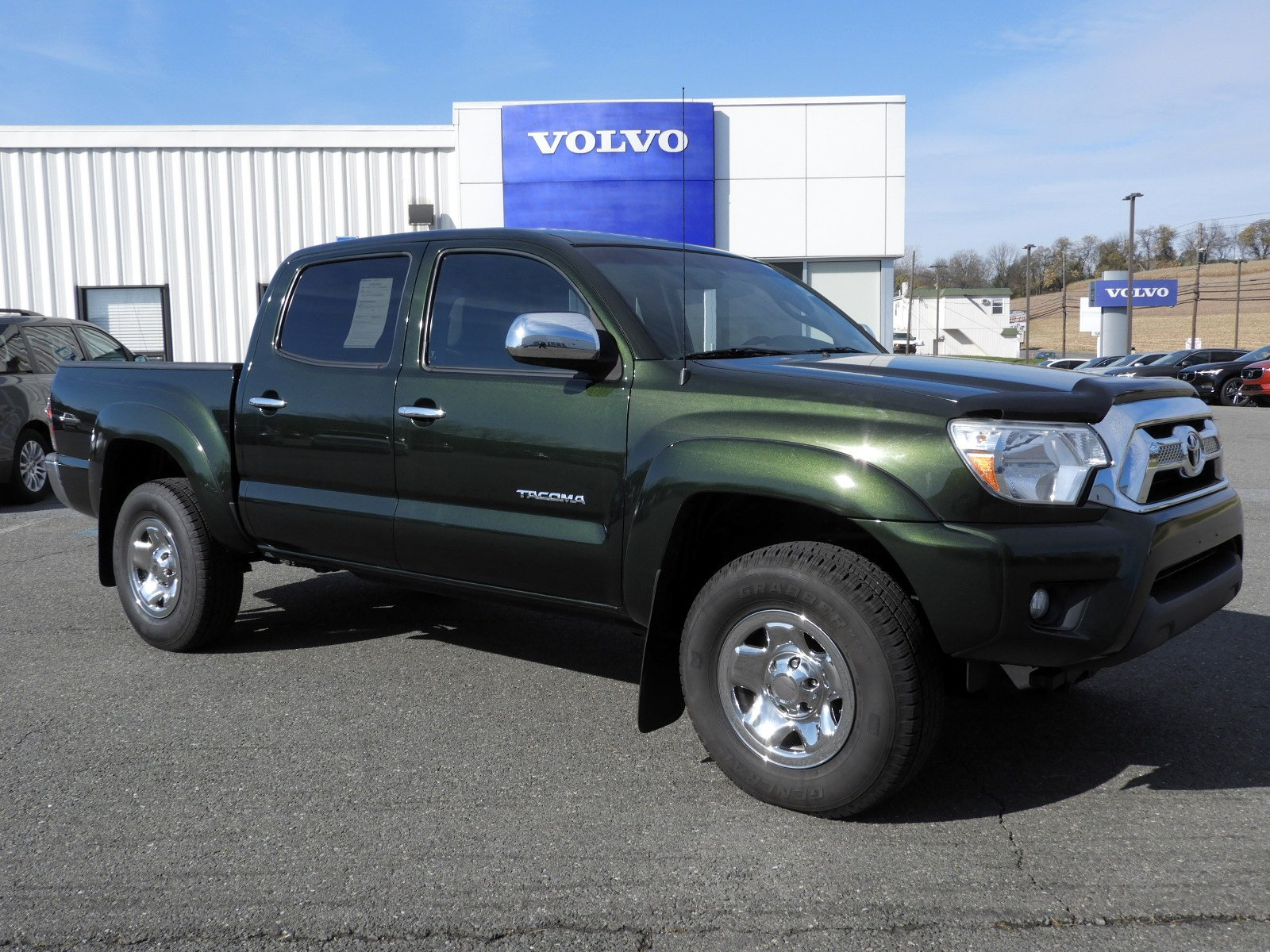 2013 Toyota Tacoma 6V4 Spruce Mica Pint Single Stage Paint