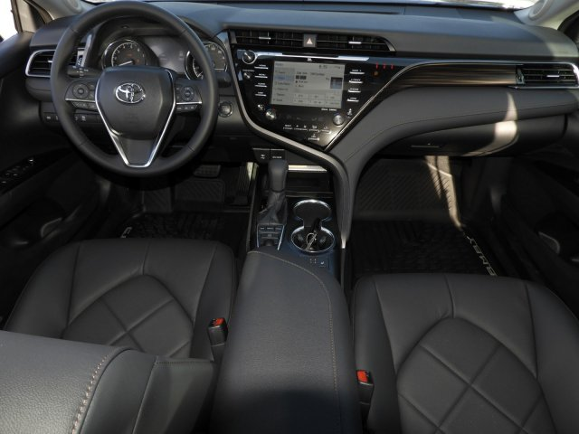 New 2019 Toyota Camry XLE