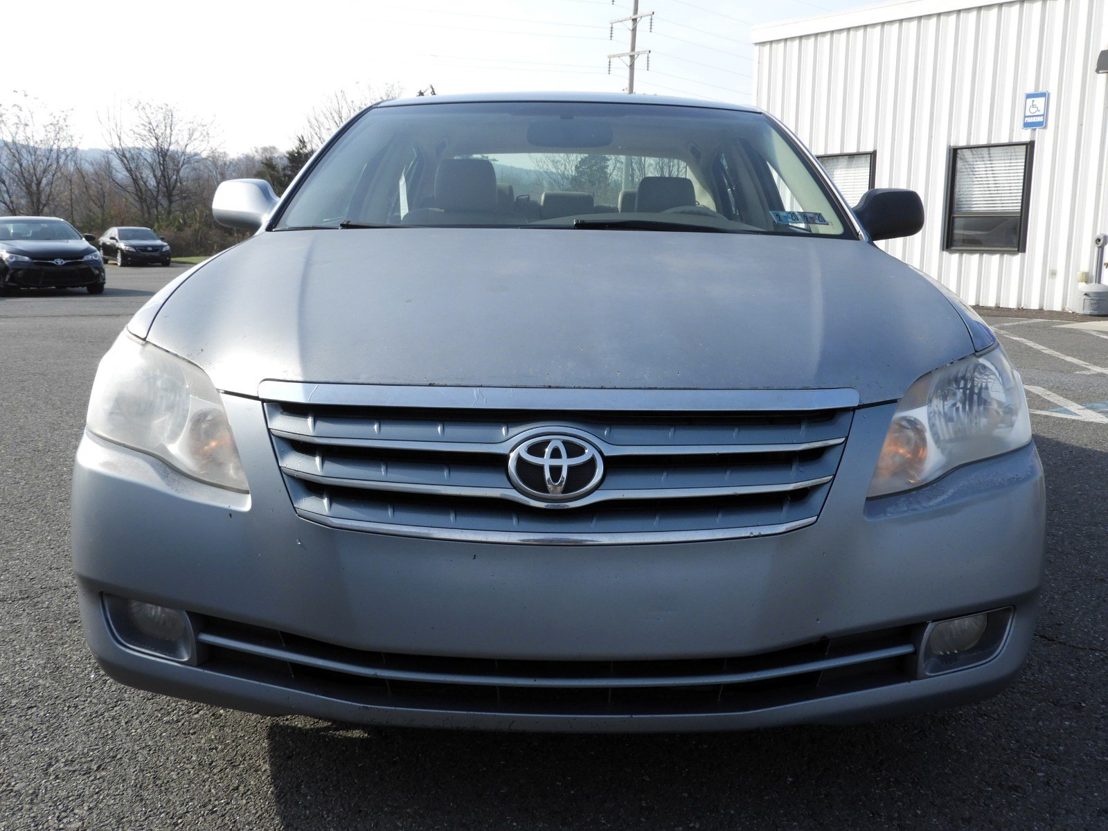 Pre-Owned 2007 Toyota Avalon XLS