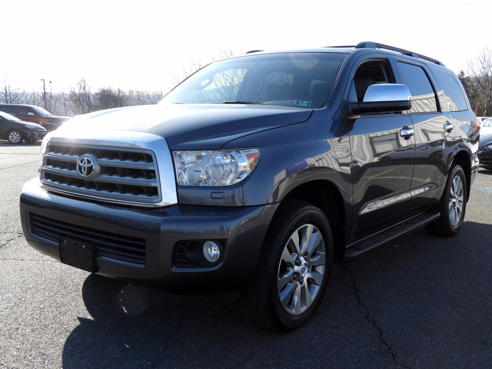 Pre-Owned 2012 Toyota Sequoia Limited