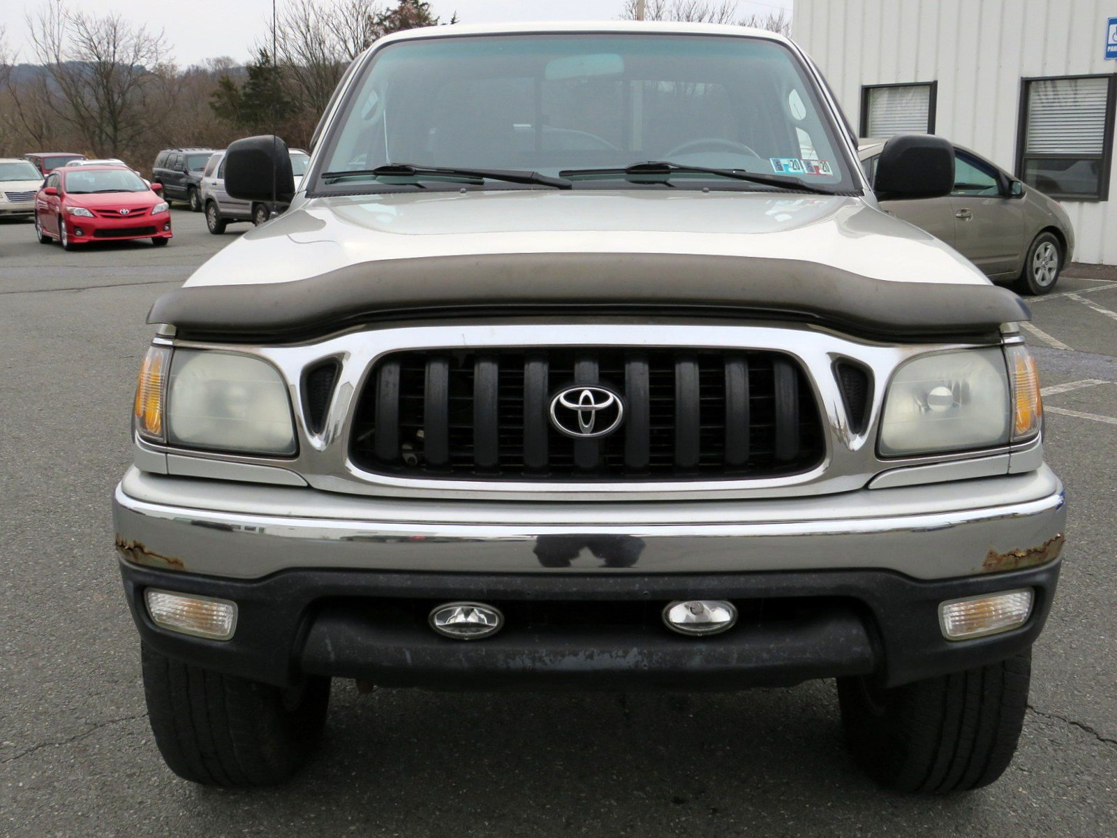 Pre-Owned 2002 Toyota Tacoma