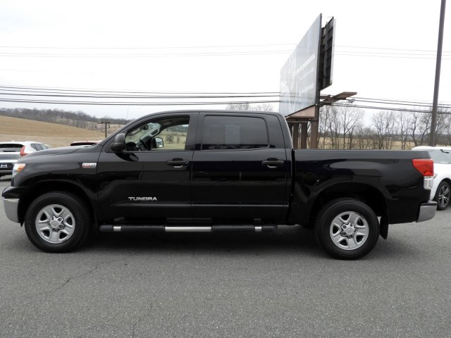 Pre-Owned 2013 Toyota Tundra 4WD Truck Grade