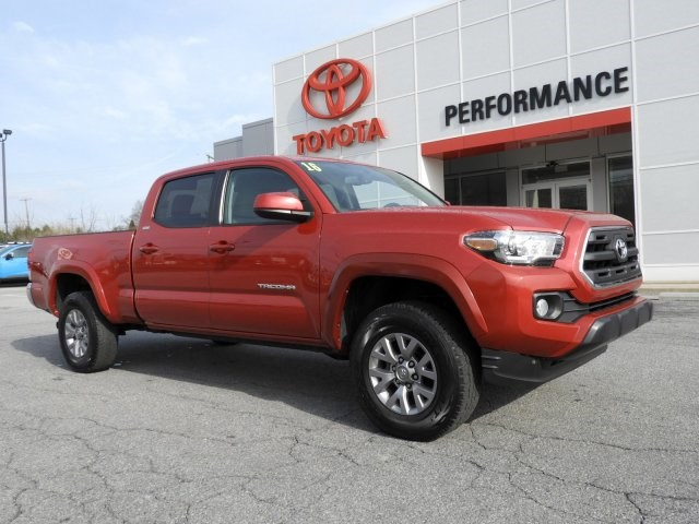 Certified Pre Owned 2016 Toyota Tacoma Sr5