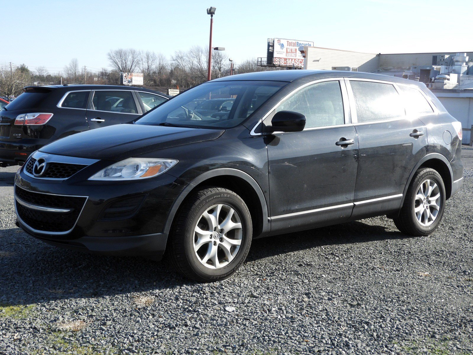 Pre-Owned 2011 Mazda CX-9 Touring
