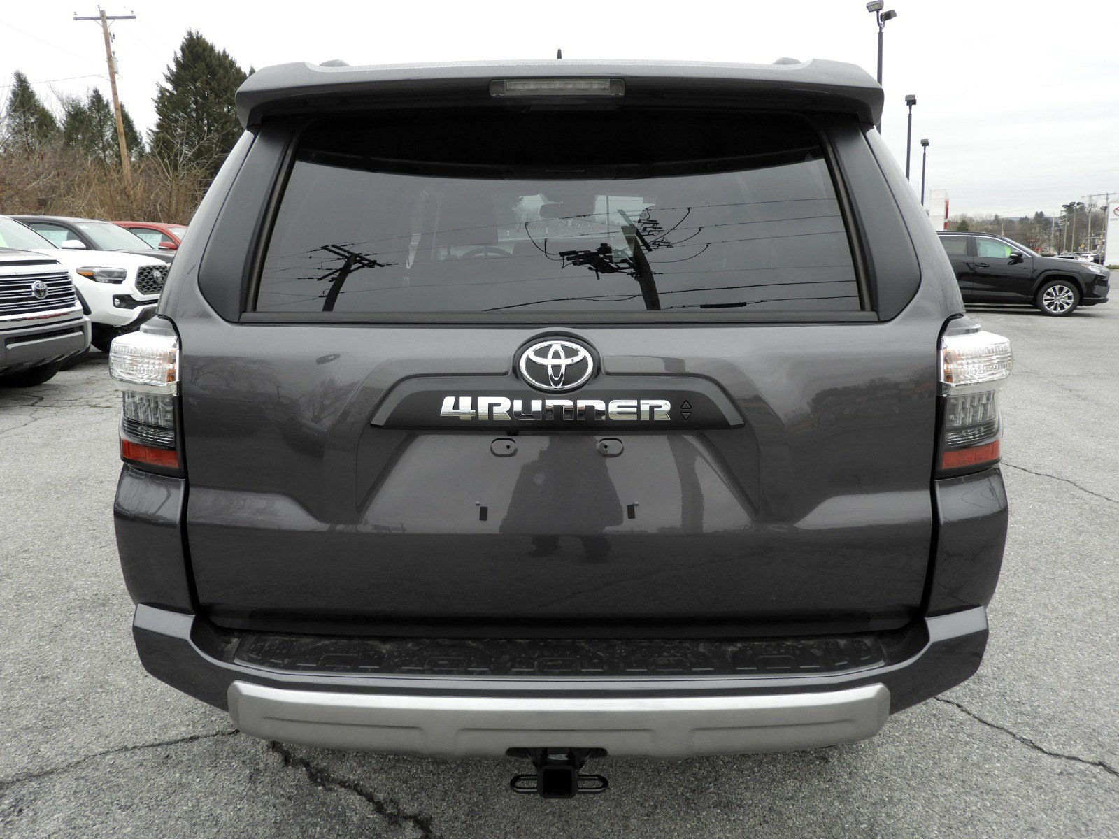 New 2020 Toyota 4Runner TRD Off Road Premium