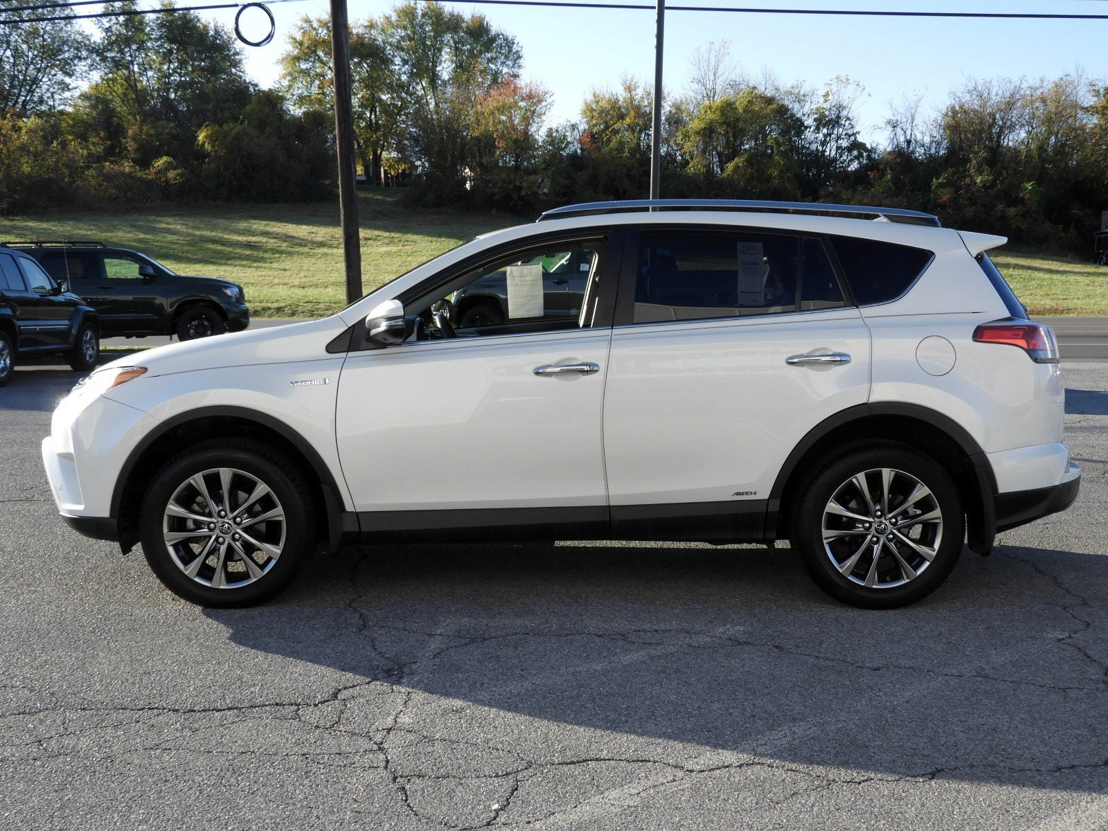 Certified Pre-Owned 2018 Toyota RAV4 Hybrid Limited