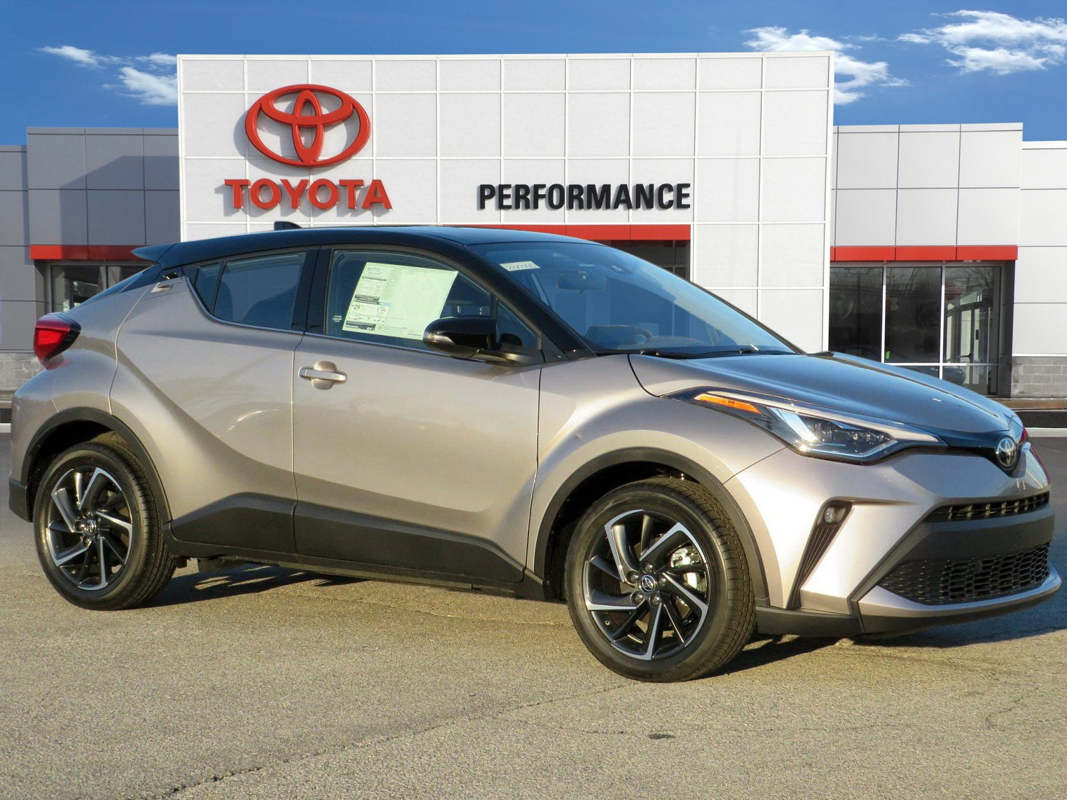 New 2020 Toyota C-HR Limited