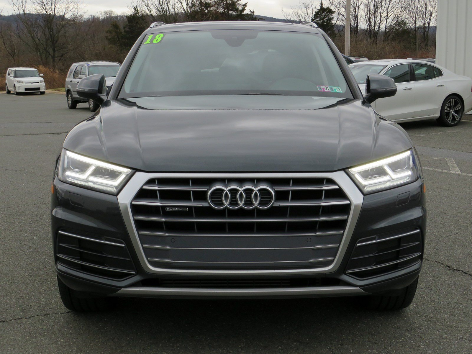 Pre-Owned 2018 Audi Q5 Tech Premium Plus