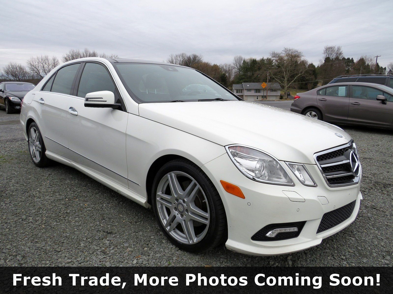 Pre-Owned 2011 Mercedes-Benz E-Class E 350 Luxury