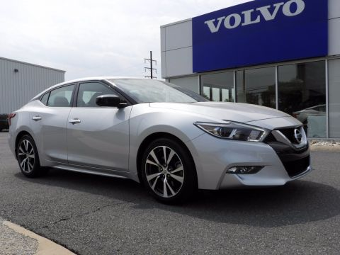 Pre-Owned 2017 Nissan Maxima S