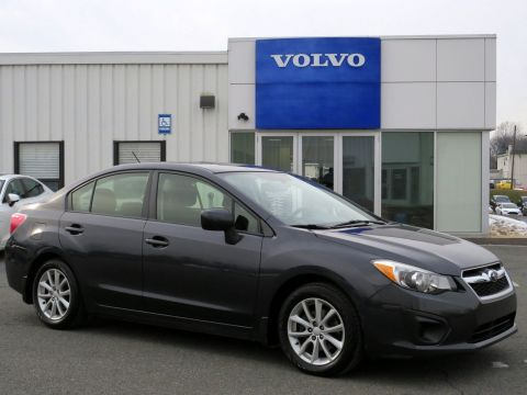 Pre-Owned 2014 Subaru Impreza Sedan Premium