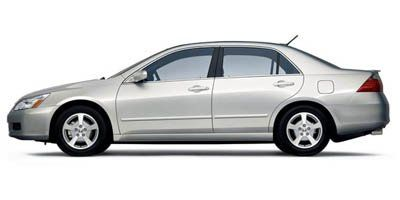 Pre-Owned 2006 Honda Accord Hybrid Hybrid
